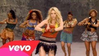 Shakira - Waka Waka (This Time For Africa) ft. Freshlyground