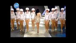 Haifa Wehbe Sama3ni Performance 2012
