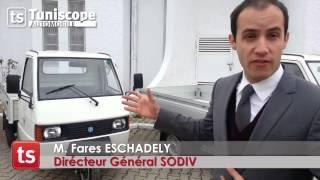 Lancement officiel de l'utilitaire Piaggio en Tunisie