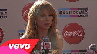 Taylor Swift - Red Carpet Interview (2013 AMAs)