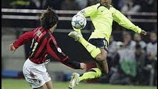 Ronaldinho - Greatest Ball Controls