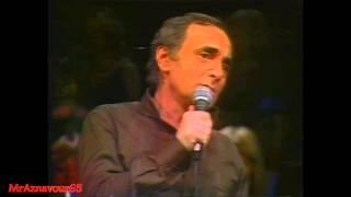 Charles Aznavour chante Je n'ai pas vu le temps passer   - 1978
