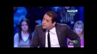 إنسحاب طارق الكحلاوي إحتجاجا على لطفي العبدلي# Lotfi Abdell&Tarek Kahlewi