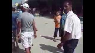 في المهدية : عون أمن يطلق النار على مواطن مباشرة في وجهه