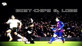Lionel Messi - Best Chips and Lobs | HD