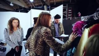 Behind The Scenes: CR Fashion Book
