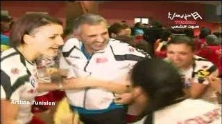 Souiaa CAN 2014 Handball - les Tunisiennes championnes d'Afrique : les déclarations d'après match
