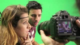 Shooting Présentateurs Telvza Tv