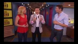 PSY - VH1 Morning Buzz Live with Carrie and Jason