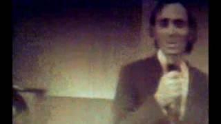 CHARLES AZNAVOUR - VENECIA SIN TI (Espanol)