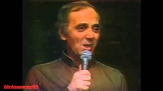 Charles Aznavour chante On ne sait jamais  - 1978