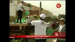 أضخم حملة نظافة في تونس تشهدها ولاية  صفاقس
