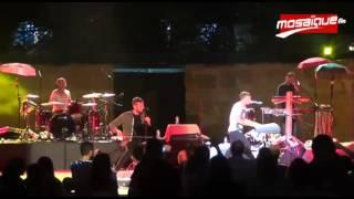 Apologize live by One Republic - Carthage 2013