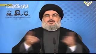 نصر الله للتونسيّين: مقاتلوكم في سوريا عادوا ليذيقونكم مرارة القتل والارهاب