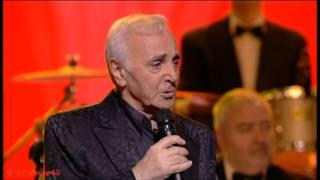 Charles Aznavour chante Trousse chemise -  2007