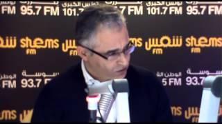 محسن مرزوق يَبكي شكري بلعيد