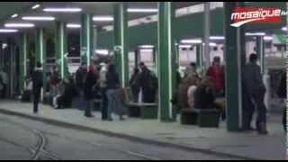تذمر المواطنين من إضراب المترو الخفيف