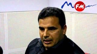 مازن الشريف: أنا ضد قناة المتوسط التي تبيض الارهاب