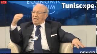 Intervention de Béji Caid Essebsi - 24 janvier 2014