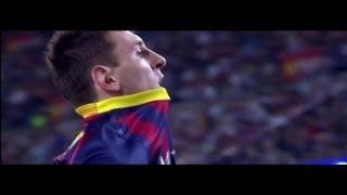 Lionel Messi vs Real Sociedad (24/9/2013) -INDIVIDUAL HIGHLIGHTS-