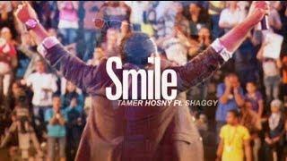 Smile - Tamer Hosny World Tour 2012 /سمايل  - جولة تامر حسني الغنائية