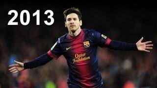 Lionel Messi● All 67 Goals in 2012/2013 ● With Commentary
