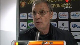 DS Espérance Sportive de Tunis 2-1 Club Athlétique Bizertin 02-02-2014 EST vs CAB
