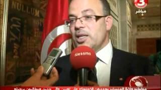 سمير ديلو يؤكد أن إعتصام جرحى الثورة تم فضه بالتراضي