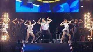 PSY - SHAKE IT (흔들어주세요) @ Seoul Plaza Live Concert