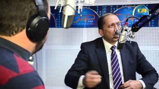 محمد عبو : نداء تونس ليس لها وزن في الشارع و لا يمثل المعارضة