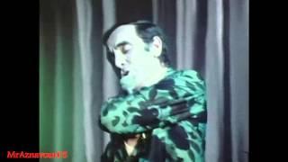 Charles Aznavour chante Les plaisirs démodés  - 1972