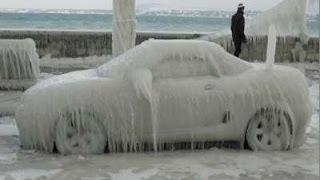 ||أقوى موجة برد في العالم || Biggest Cold snap ||