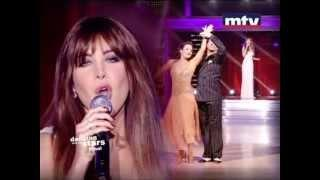 Nancy Ajram Dancing With The Stars - Ya Ghali ( Live )  /نانسي عجرم في رقص النجوم -  يا غالي