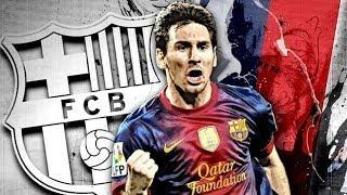 Lionel Messi● Tiki-Taka 2013 | HD