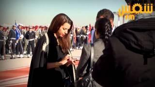 Amel Karboul la ministre moderne dans une tenue traditionnelle