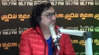شمس الدين باشا يغنّي لإسمهان، عبد الحليم حافظ، وردة والهادي الجويني