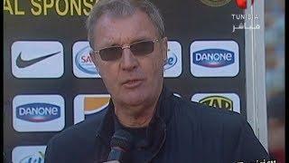 Les Interviews d'après match EST - ASM 25-01-2014
