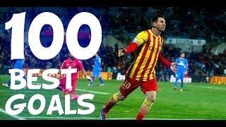 Lionel Messi - 100 Best Goals - CO-OP | HD