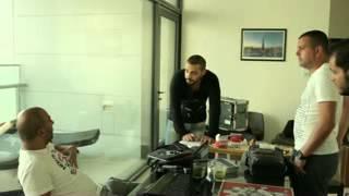 Joseph Attieh - Sodfi Gharibe ( Making Of ) /جوزيف عطيه - تصوير كليب صدفة غريبة