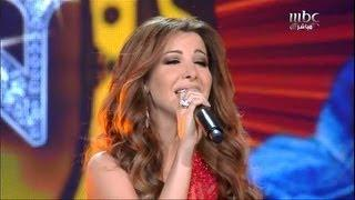 Nancy Ajram - Medley | Arab Idol 2013