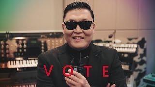 PSY - YTMA Nomination Message