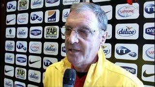 DS l'Espérance de Tunis présente son nouvel entraîneur néerlandais Ruud Krol