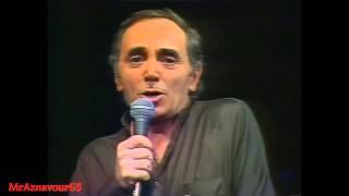 Charles Aznavour chante Avant la Guerre  - 1978