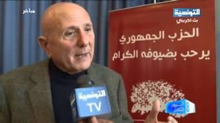 طلاق الباجي قائد السبسي و أحمد نجيب الشابي