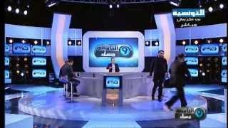 lotfi Abdelli&Mokded #مقداد الماجري يشنعها مع العبدلي و ينسحــب من  التاسعة مساء