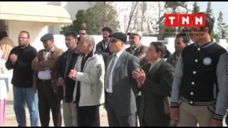 القيروان : وقفة احتجاجية للمعطلين عن العمل بمعتمدية العلا