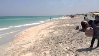 Khamara Beach, Tunisia. [ PARADISE ]