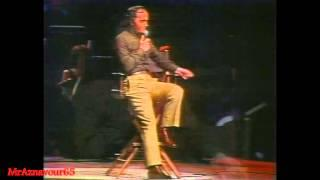 Charles Aznavour chante Bon Anniversaire  - 1978