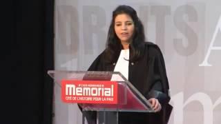 La plaidoirie de Yasmine Attia : Jihad au féminin