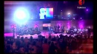 حفل غنائي للفنان صابر الرباعي .. مهرجان قرطاج الدولي